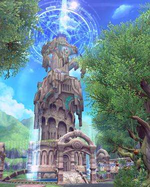Sky Tower Aura Kingdom Wiki