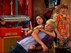 Ally Hugging