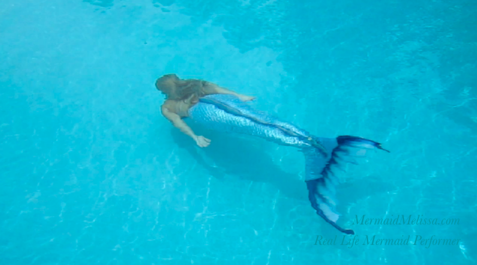 Real Mermaid Tail Full resolution