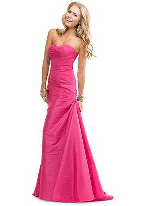 Image - A-line taffeta long prom dress.png | Austin & Ally Wiki ...
