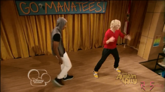 Backups & Breakups - Dance Off (155)
