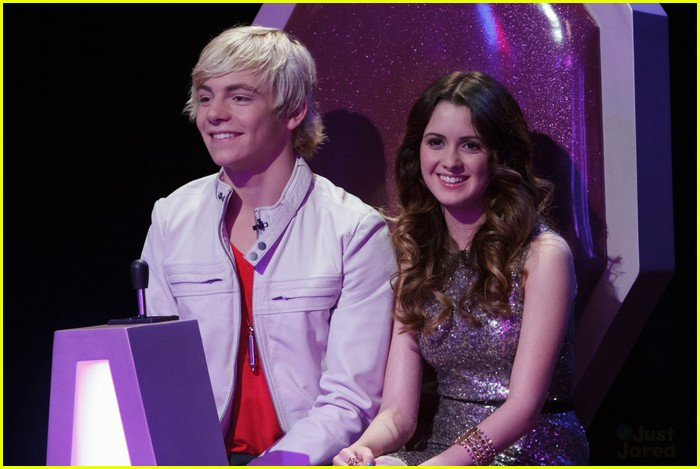 Who is ally hookup from austin and ally