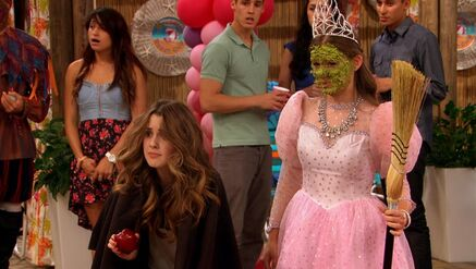 PandP; Ally and Brooke are Witches-2