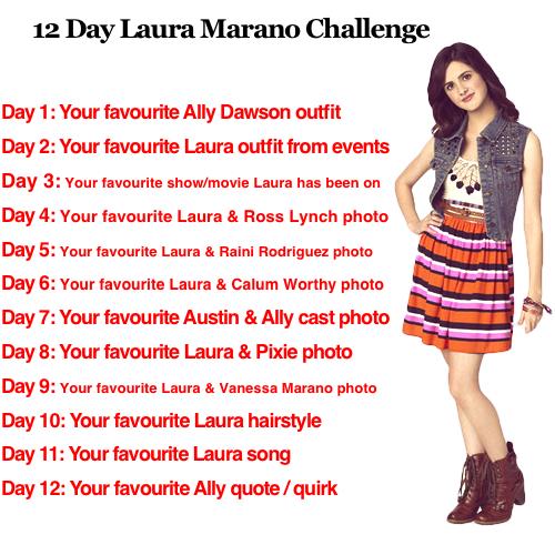 laura challenge