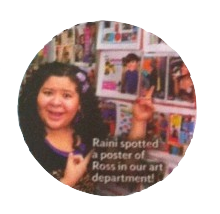 Raini Rodriguez's Dish