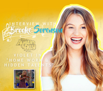 Interview with Brooke Sorenson