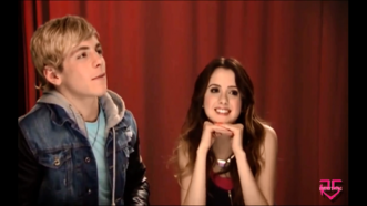Talk Austin & Ally & Favorite things about each other (100)
