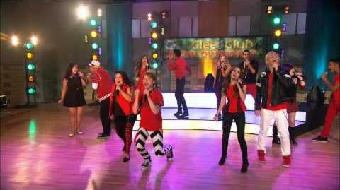 Glee Clubs & Glory - Final Performance - Austin & Ally - Disney Channel Official