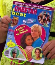 Cheetah Beat Issue from P&P