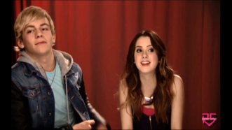 Talk Austin & Ally & Favorite things about each other (39)