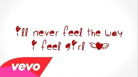 -OFFICIAL LYRIC VIDEO- U - Austin Mahone (Valentine's Day)