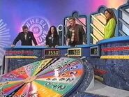 Tony Barber hosts wheel of fortune