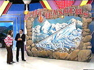 Price Is Right Cliff Hangers Game