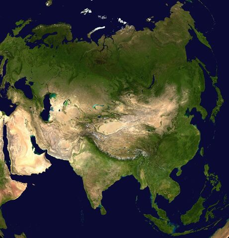 Datei:Asia satellite orthographic.jpg