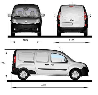 image renault kangoo maxi autopedia fandom powered by wikia. Black Bedroom Furniture Sets. Home Design Ideas