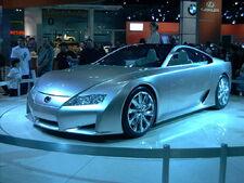 Lexus LF-A Pic 2