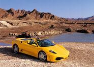 Ferrari-f430 spider 2005 3