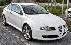 Alfa GT 20090801 front