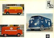 Dealer vans 57