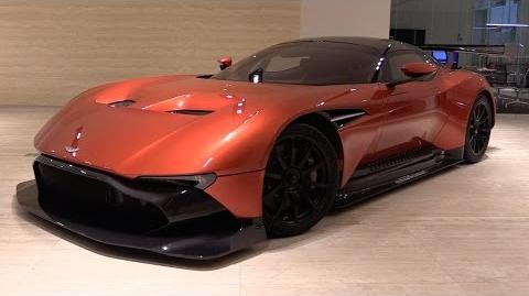 2016 Aston Martin Vulcan Start Up, Exhaust, and In Depth Review