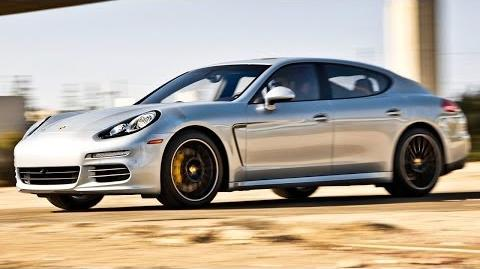 2014 Porsche Panamera 4S Is a Twin-Turbo V-6 Better Than a V-8? - Ignition Ep. 94
