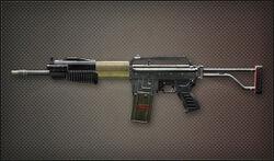 Weapon Shotgun SPAS-15