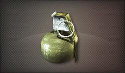 Weapon Grenade M67