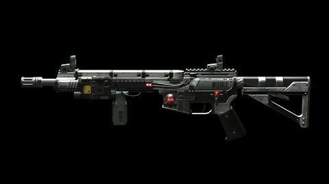 AR 57 Fighting Machine
