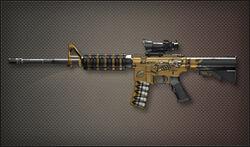 M4A1bumblebee