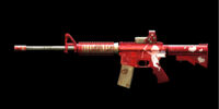 M4A1 Cupid