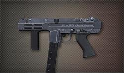 Weapon Pointman M4Spectre
