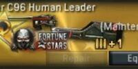 Mauser C96 Human Leader