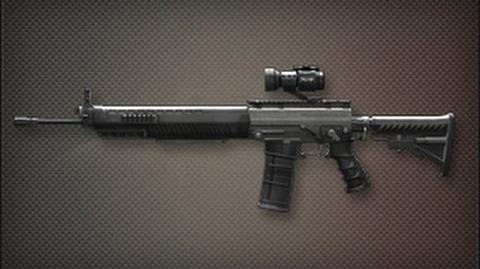 A.V.A 戰地之王 SG556 Recoil Test 彈道測試 (脈衝槍管MK