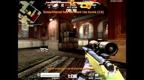 M40A5 SnowShovel Gameplay