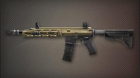 A.V.A 戰地之王 Remington R4 Recoil Test 彈道測試 (遠射程槍管MK