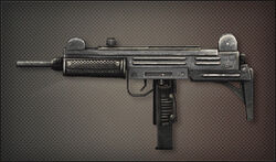 Weapon Pointman Uzi