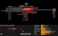 MP7A1 & Statistics