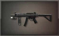 MP5K Mod 0