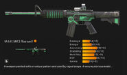 M4A1.MK3 Roswell with Statistics