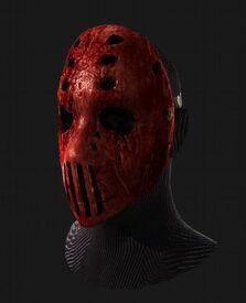 Prisoner mask red RESIZED
