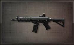 SG556 Commando