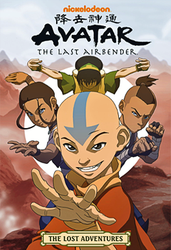 The Lost Adventures cover