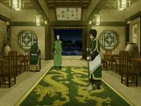 Jasmine Dragon interior empty