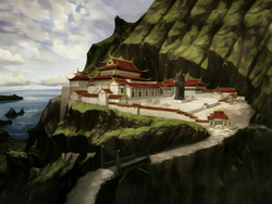 Fire Nation school afar