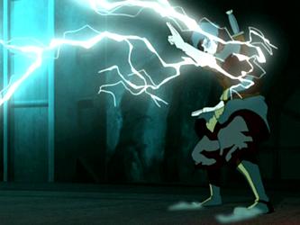 Azula Lightning