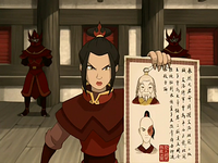 Zuko and Iroh's wanted poster