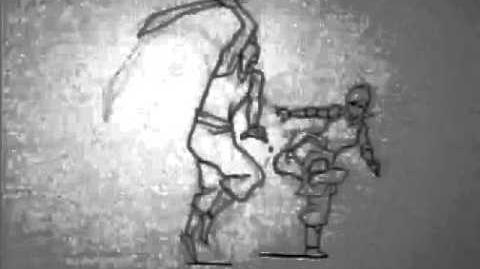 Avatar The Legend of Korra - Line Test