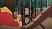 Ganbat taunts Jinora