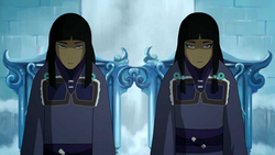 Chiefs Desna and Eska