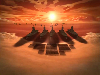 Military Of The Fire Nation Avatar Wiki Fandom Powered